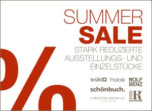 Winter - die Einrichtung - Summer Sale 2017