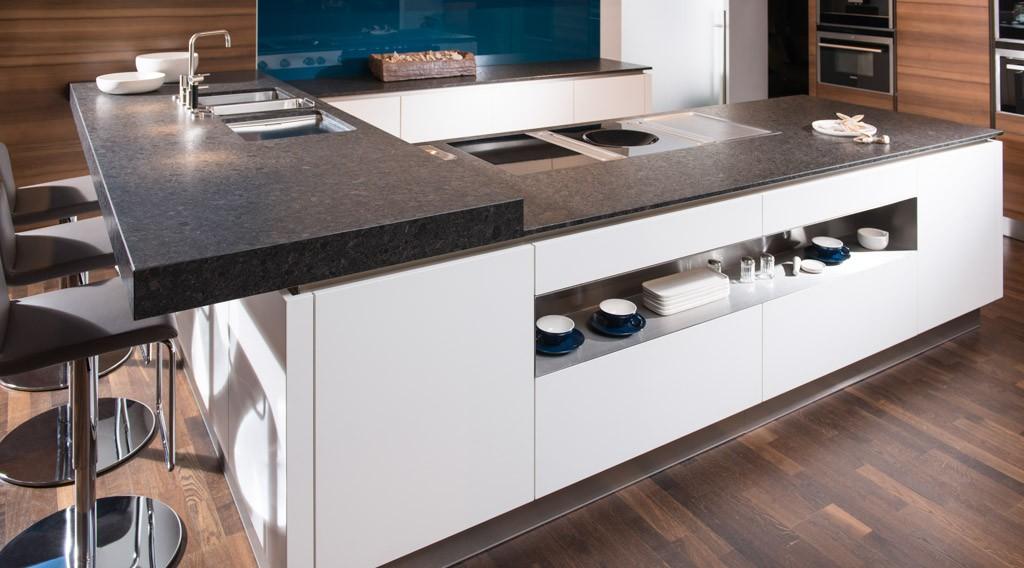 Stein Küchenplatten - Winter die Einrichtung